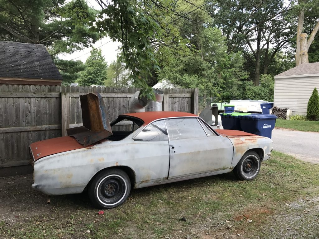Corvair Project
