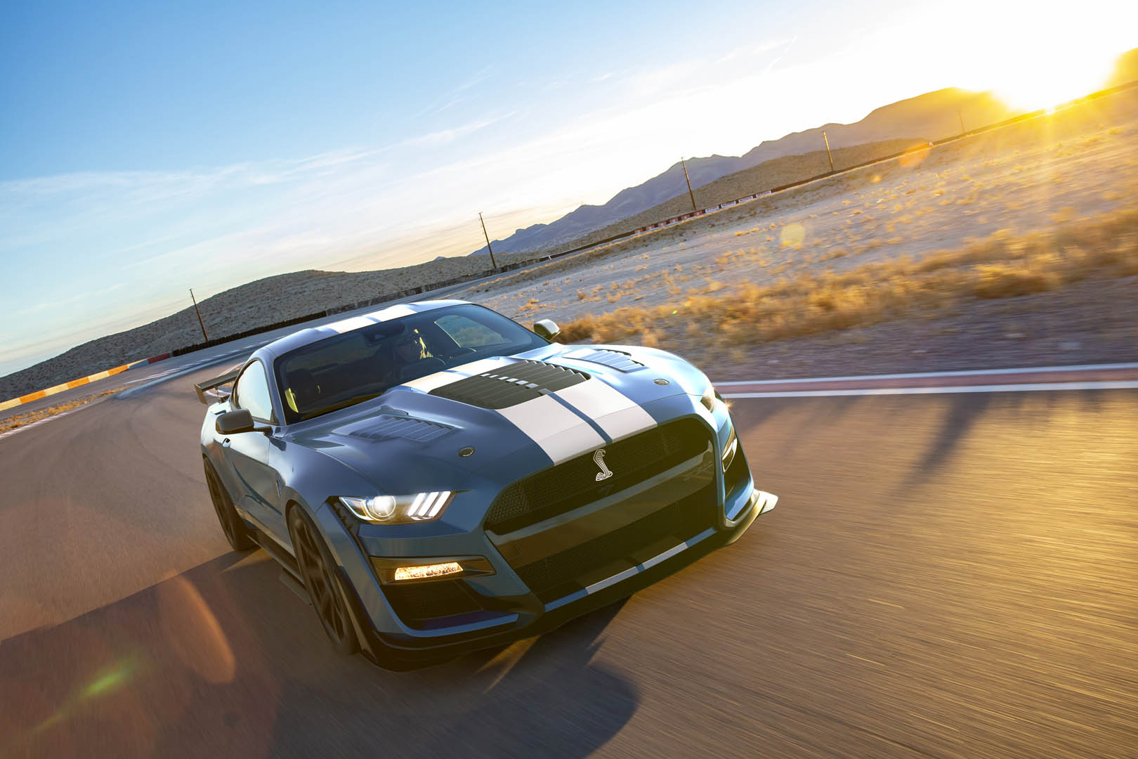 Shelby American tunes the GT500 to 800+ hp