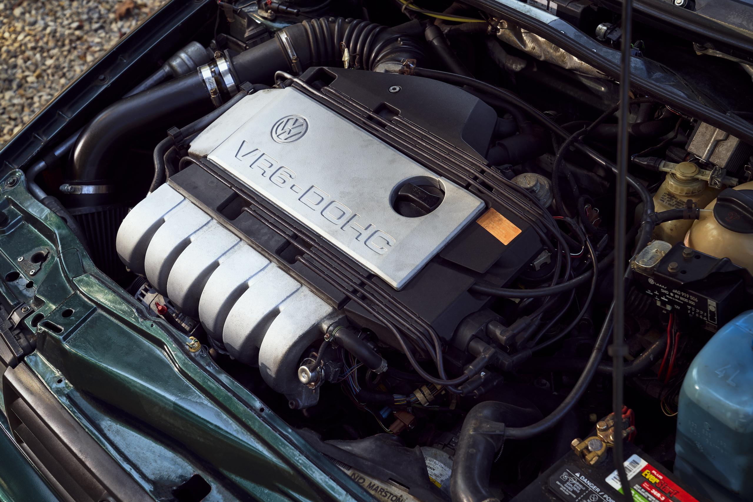 Volkswagen VW Corrado engine