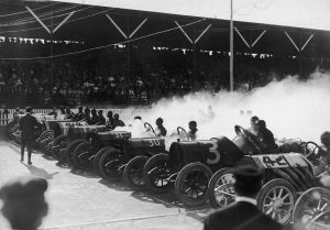 1910 indianapolis motor speedway