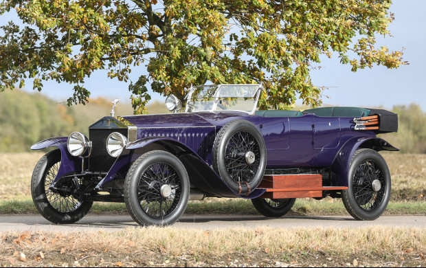 1919 Rolls-Royce 40 50 HP Silver Ghost Alpine Eagle Tourer