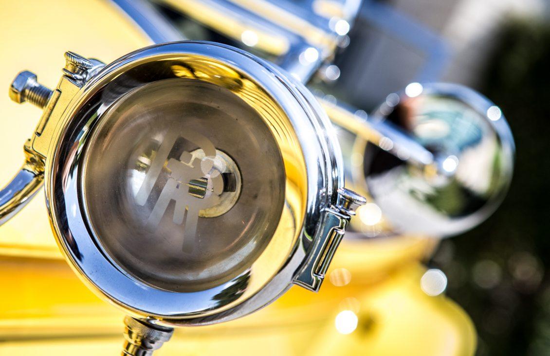robert redford gatsby rolls-royce headlight