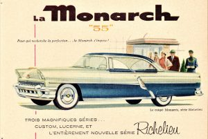 1955 Monarch Richelieu Hardtop Coupe