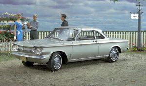 1962 Chevrolet Corvair Monza Club