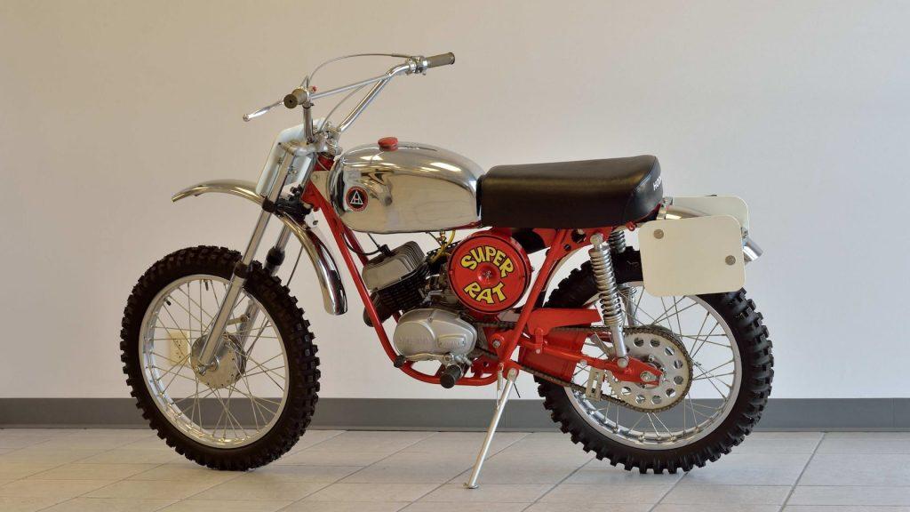 1971 Hodaka Super Rat