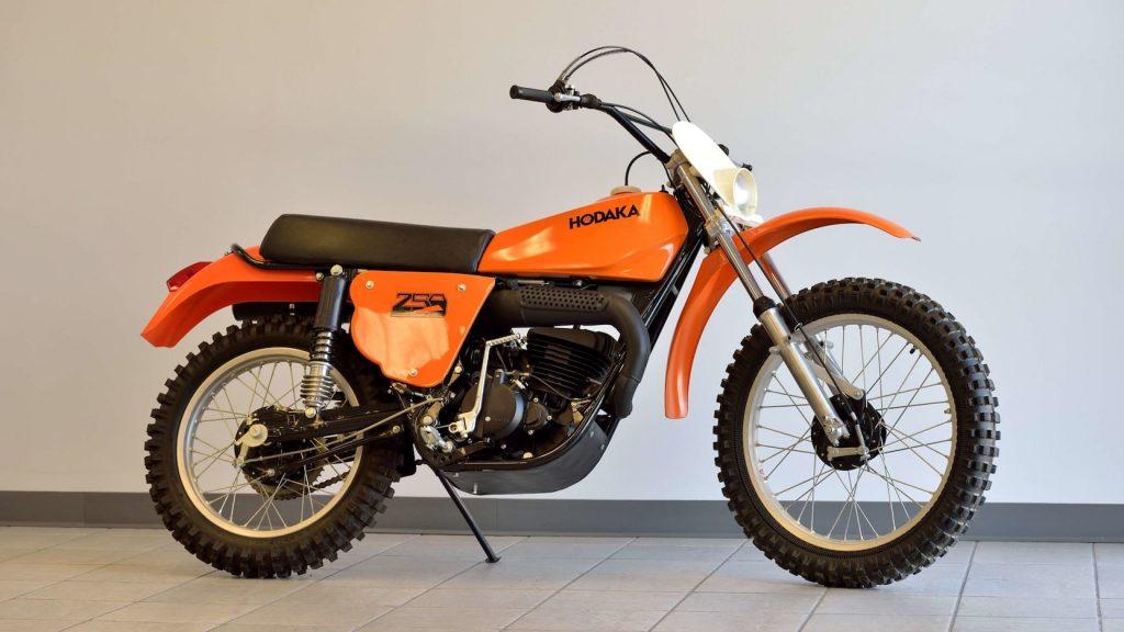 1976 Hodaka Thunder Dog