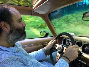 1978 Pontiac DKM Macho Trans Am Ted Goneos driving