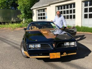 1978 Pontiac DKM Macho Trans Am Ted Goneos