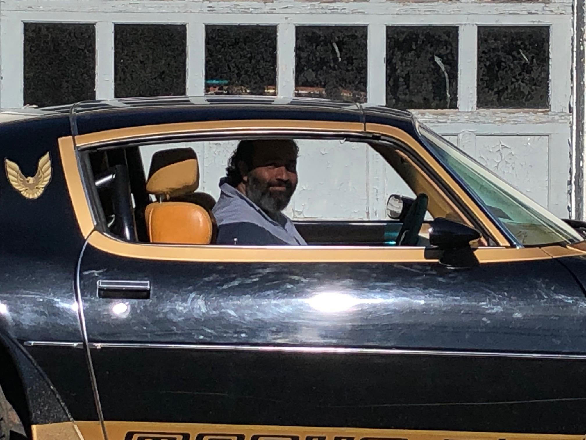 1978 Pontiac DKM Macho Trans Am driver
