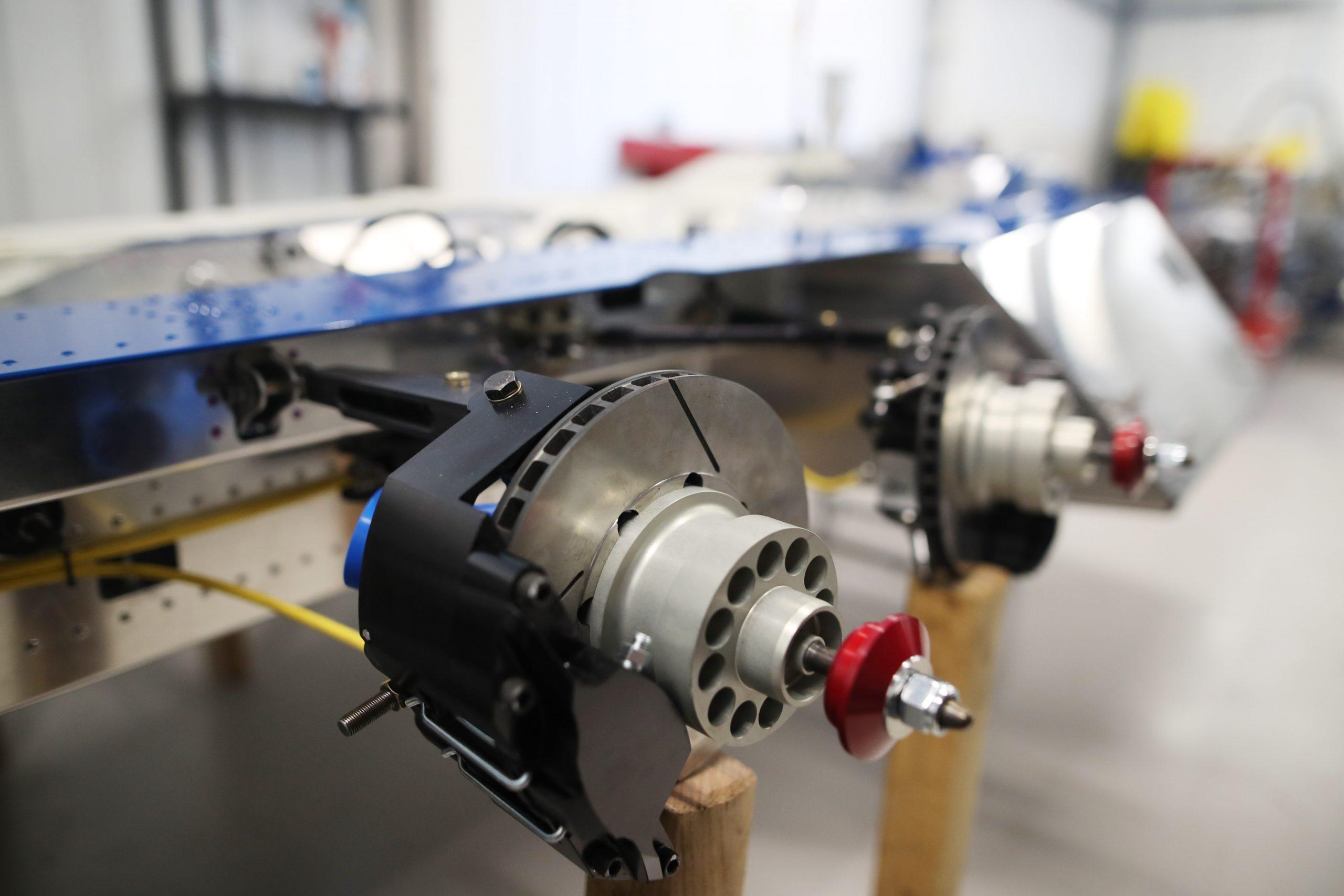 2020 CGA Tyrrell P-34 four wheeler
