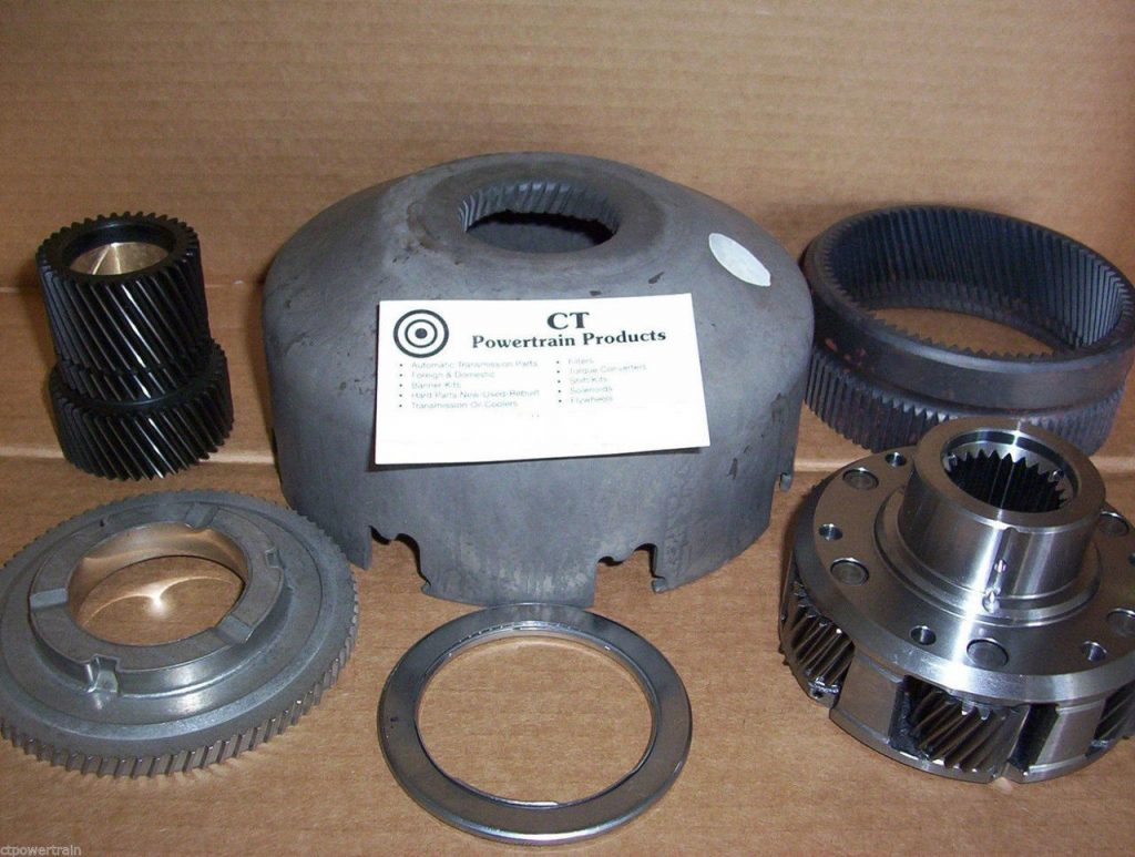 CT Powertrain Products C6 upgrade