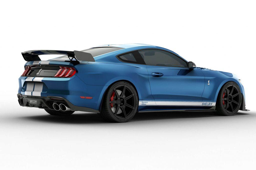 2020 Shelby GT500SE