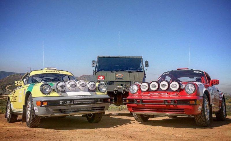911 Safari story Rothsport-Racing porsche fronts