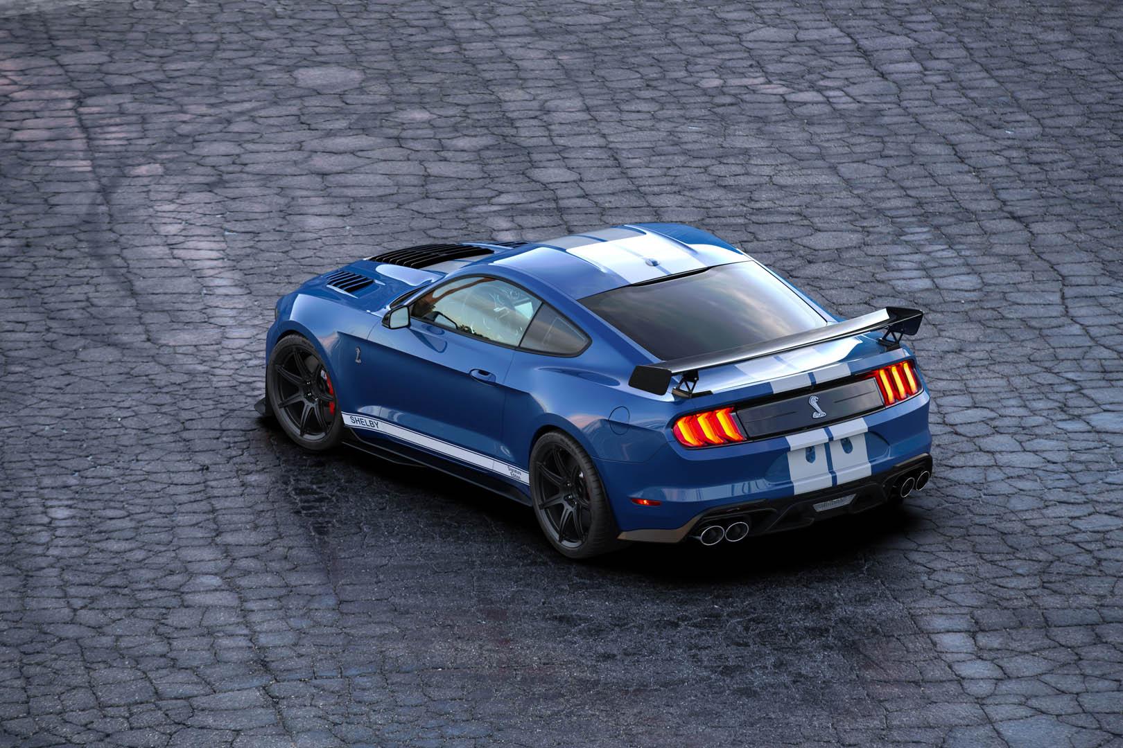 9_2020 Shelby GT500SE