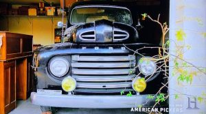 American Pickers - John Mills 2 - 1948 Ford pickup