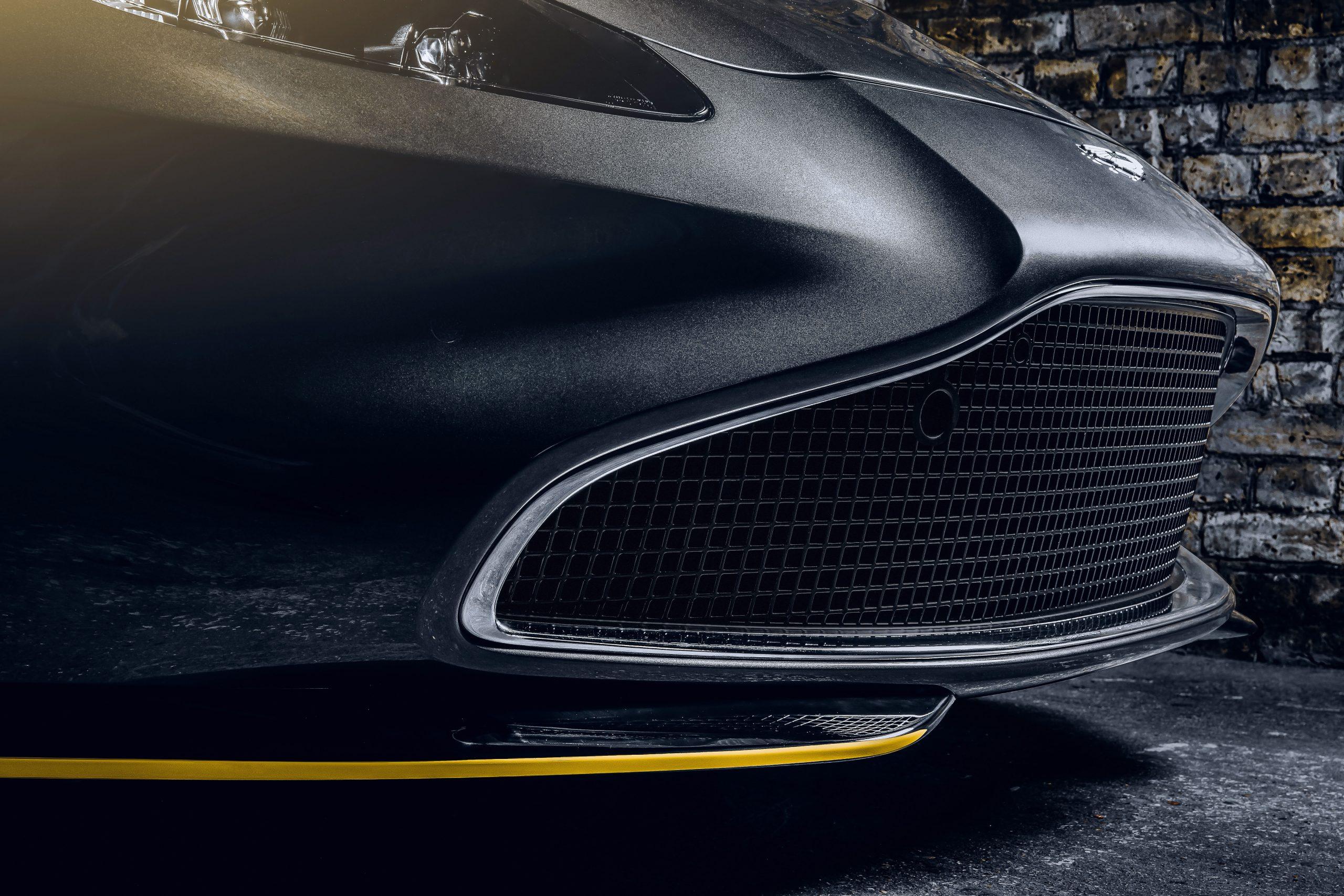 Aston Martin Vantage 007 Edition front grille