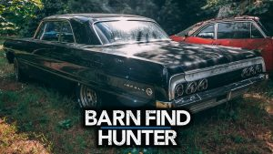1964 Impala SS, Lifted AMC Eagle, and a 1963 Galaxie 500 Convertible | Barn Find Hunter – Ep. 86