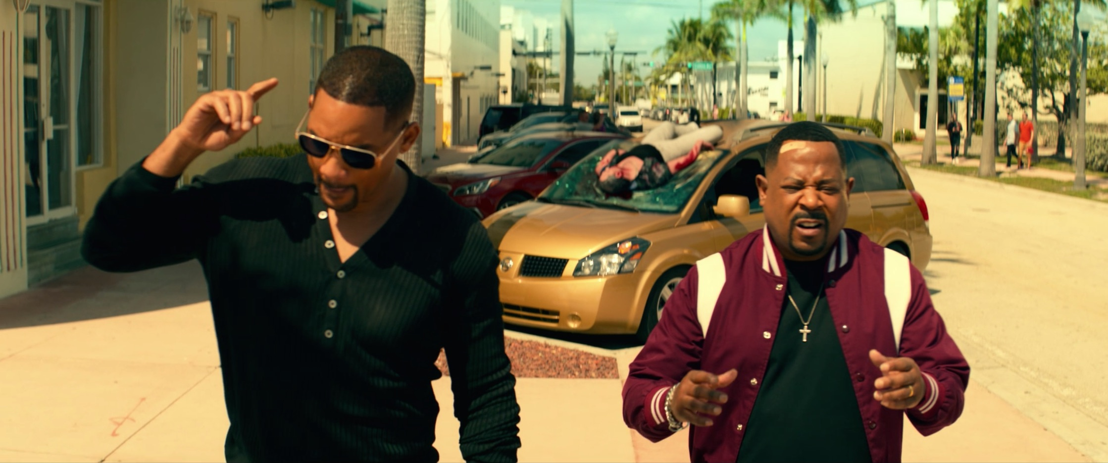 Bad Boys For Life will smith and martin lawrence arguing