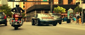 Bad Boys For Life porsche dynamic street action front