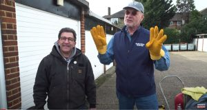 Barn Find Hunter UK - Bernie Chodosh and Tom Cotter
