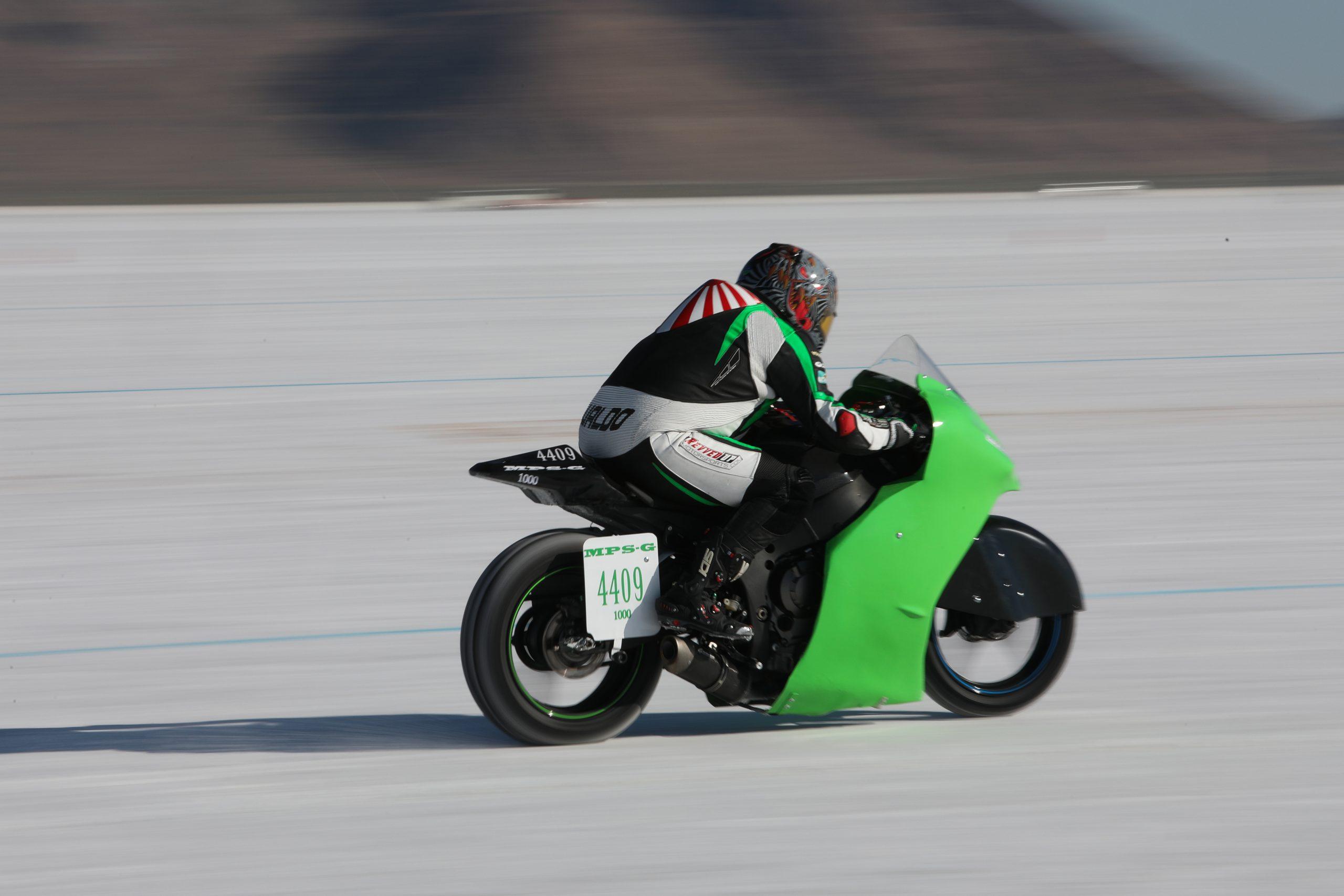 Bonneville Speed Week 2020