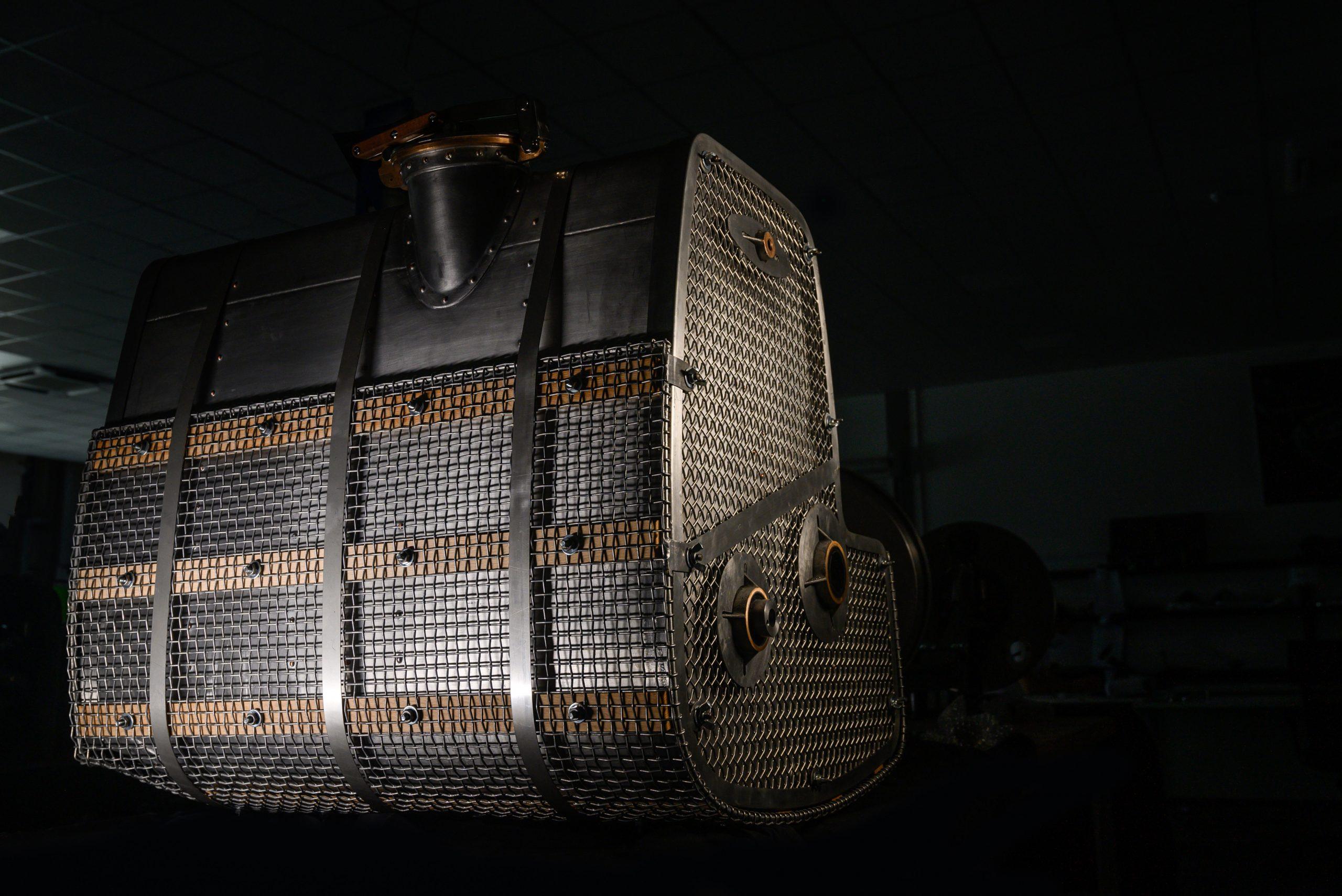 bentley fuel tank