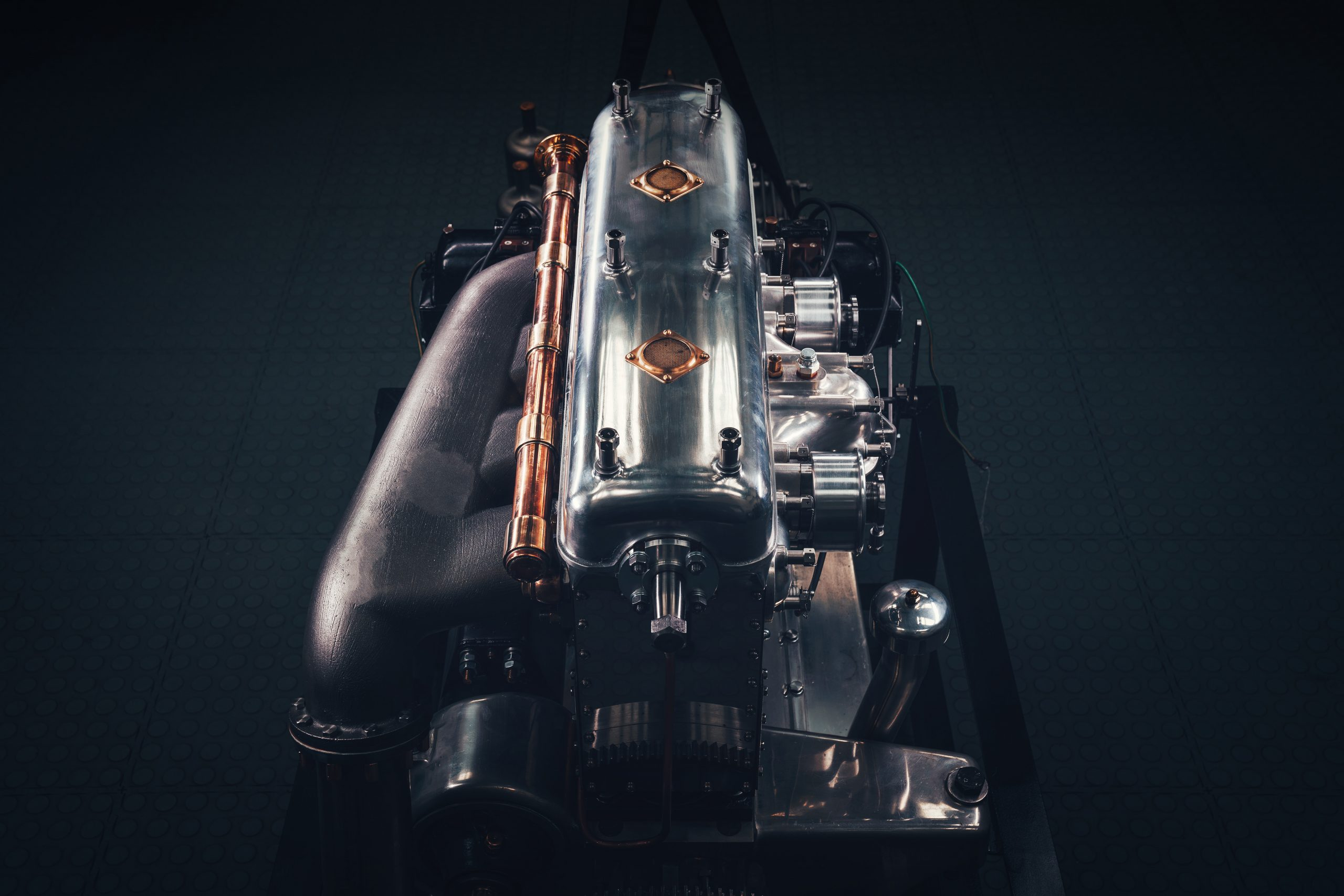 bentley blower continuation front