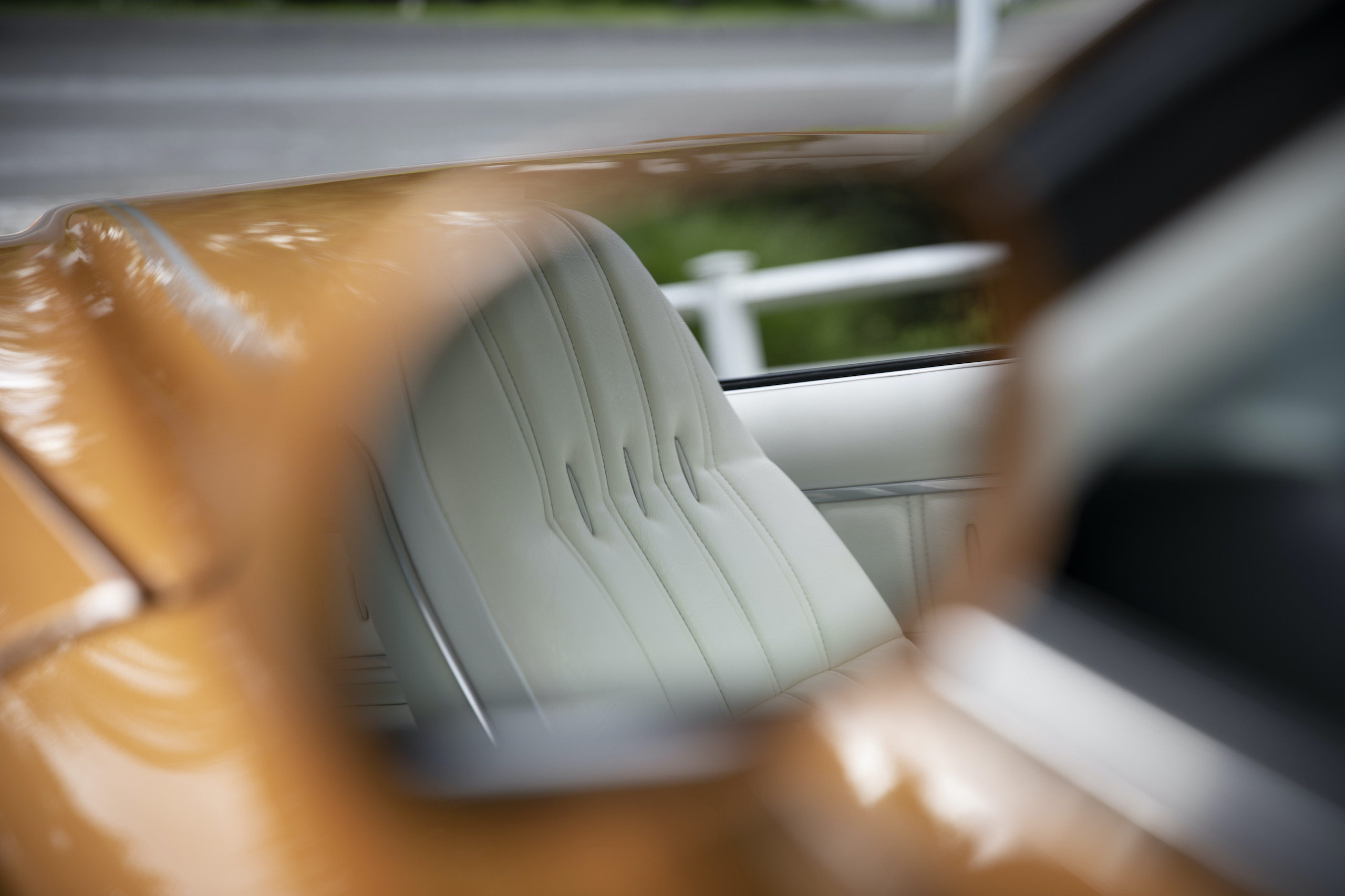 1973 Buick GS Stage 1 gran sport coupe mirror seat