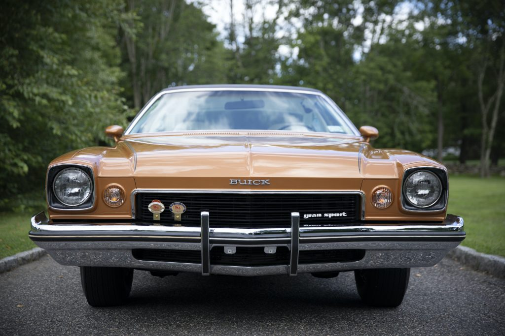 1973 Buick GS Stage 1 gran sport coupe front