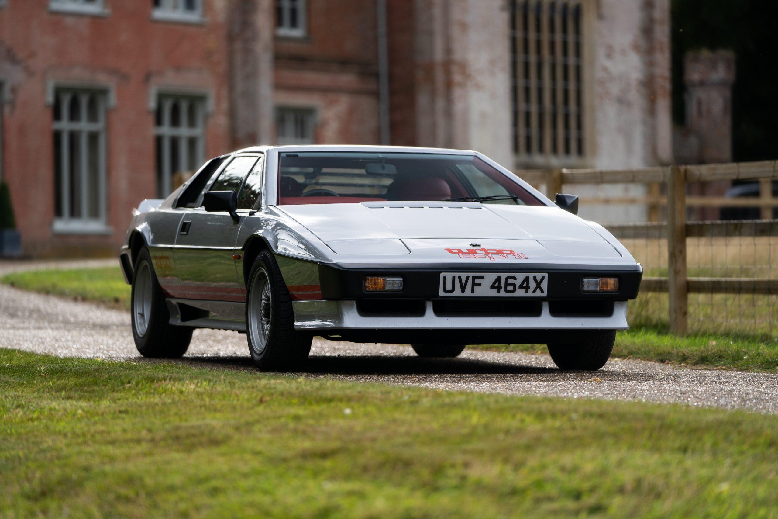 Colin Chapman Lotus Esprit Turbo