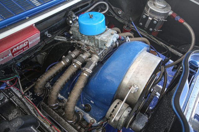 Corvair Flat Six engine