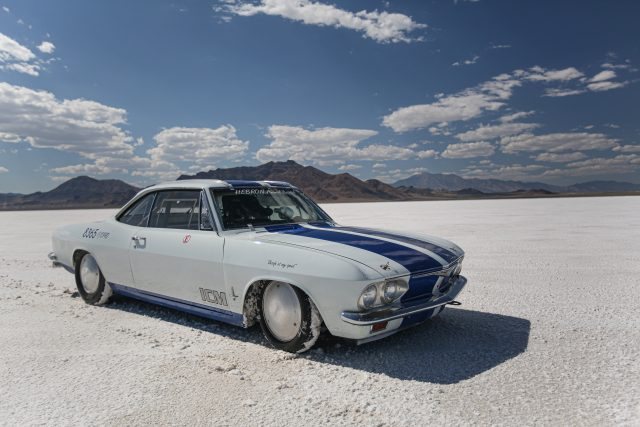 Corvair Bonneville front wide