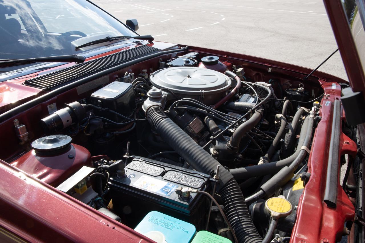 1st gen honda prelude engine