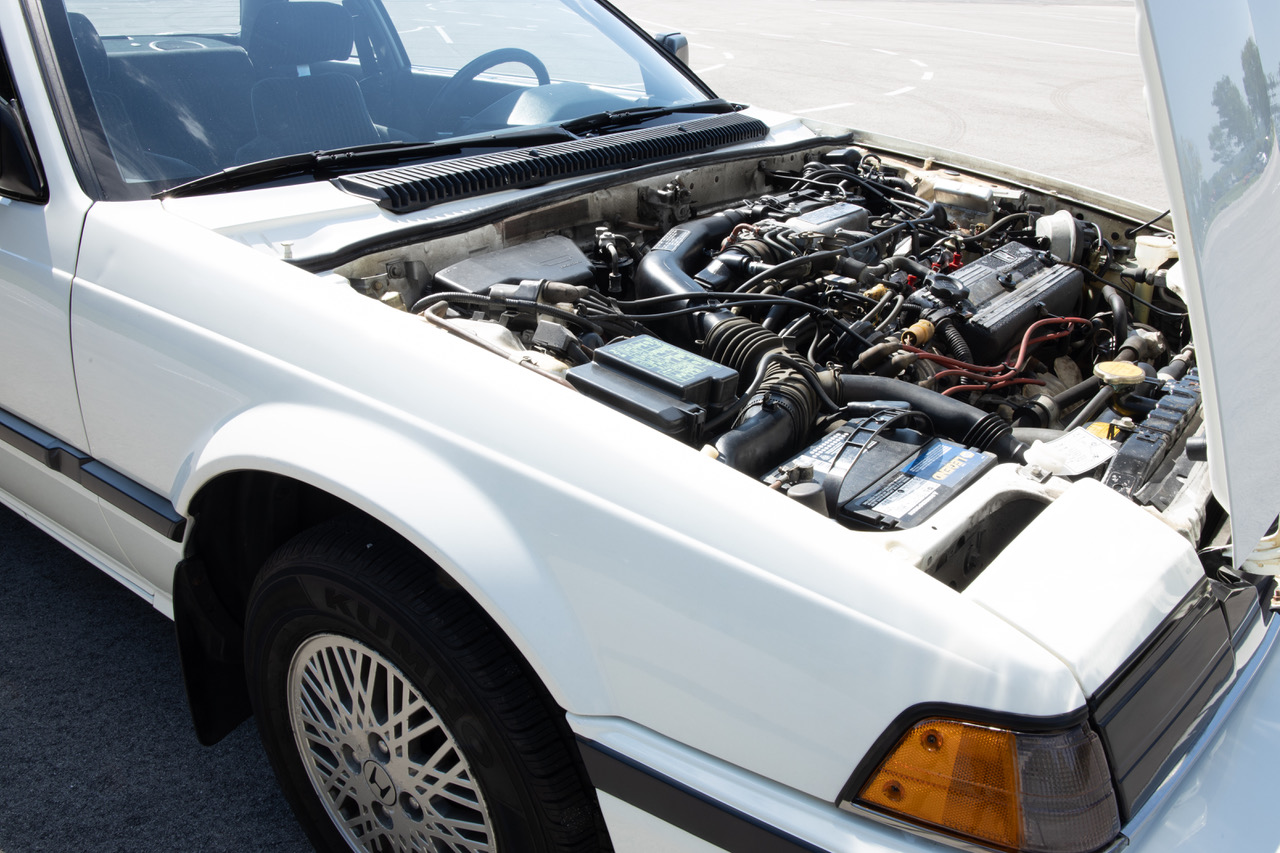 2nd gen honda prelude engine