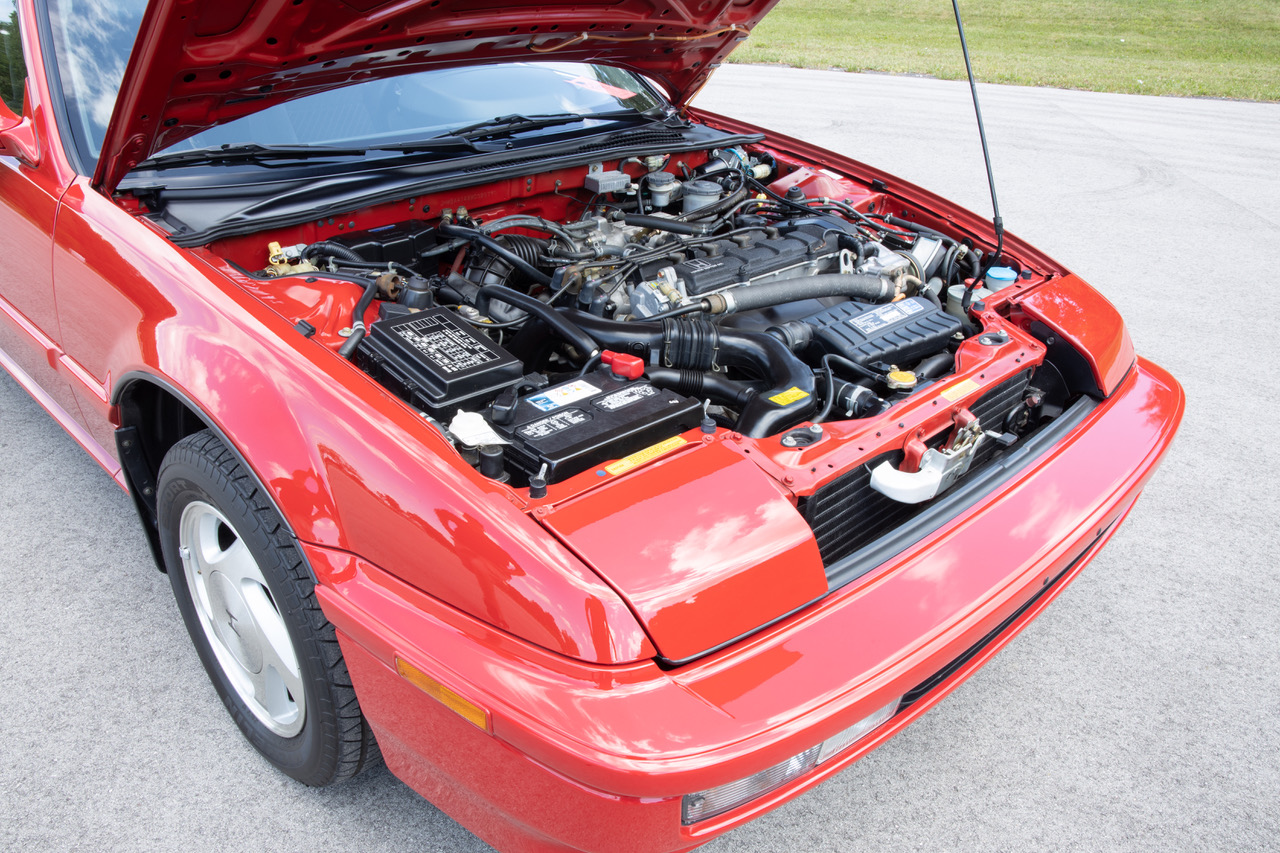 3rd gen honda prelude engine