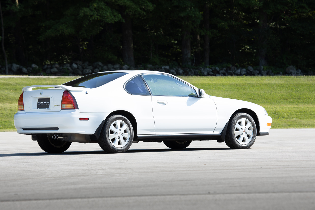 4th gen honda prelude rear three-quarter