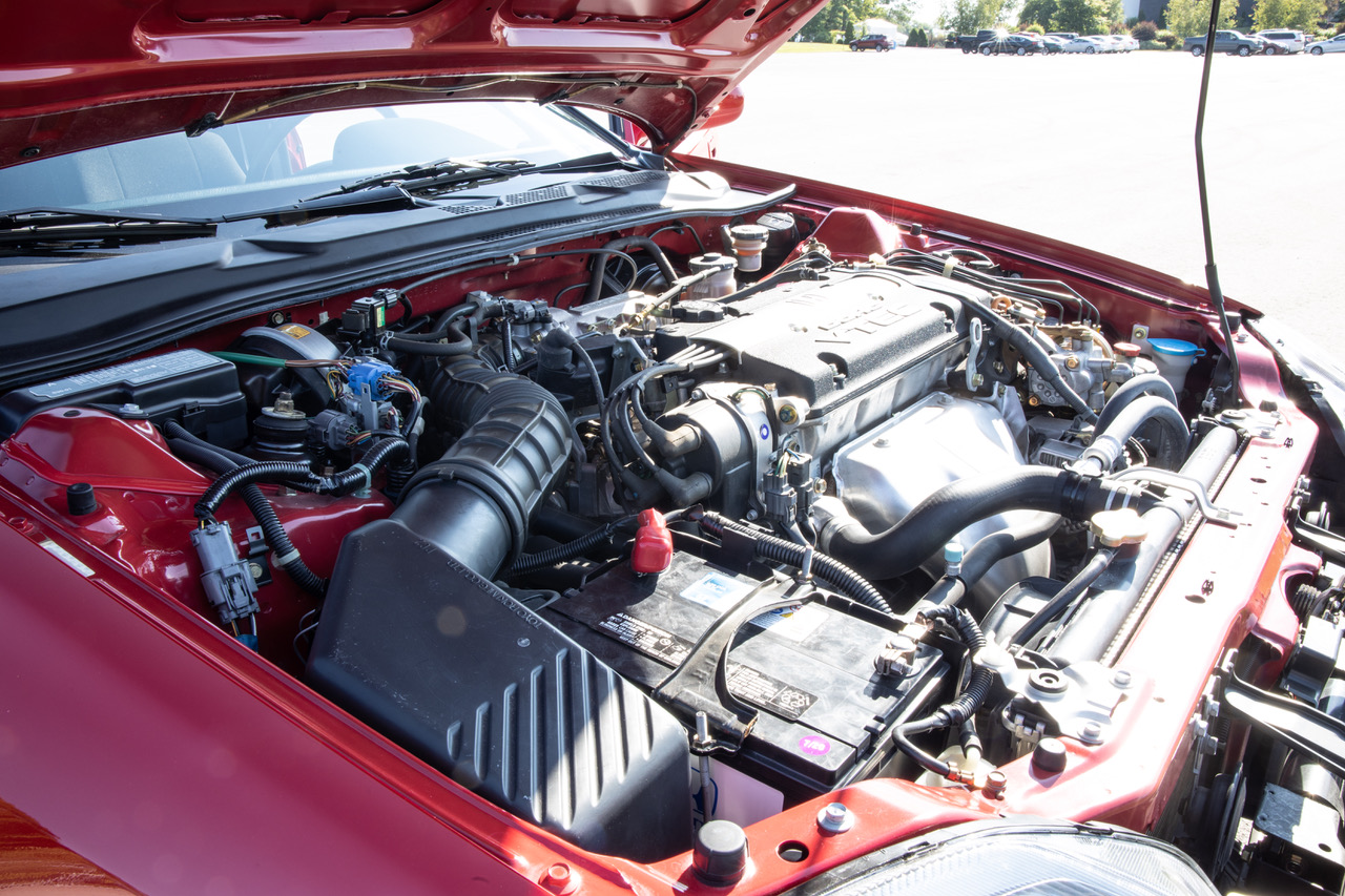 5th gen honda prelude engine