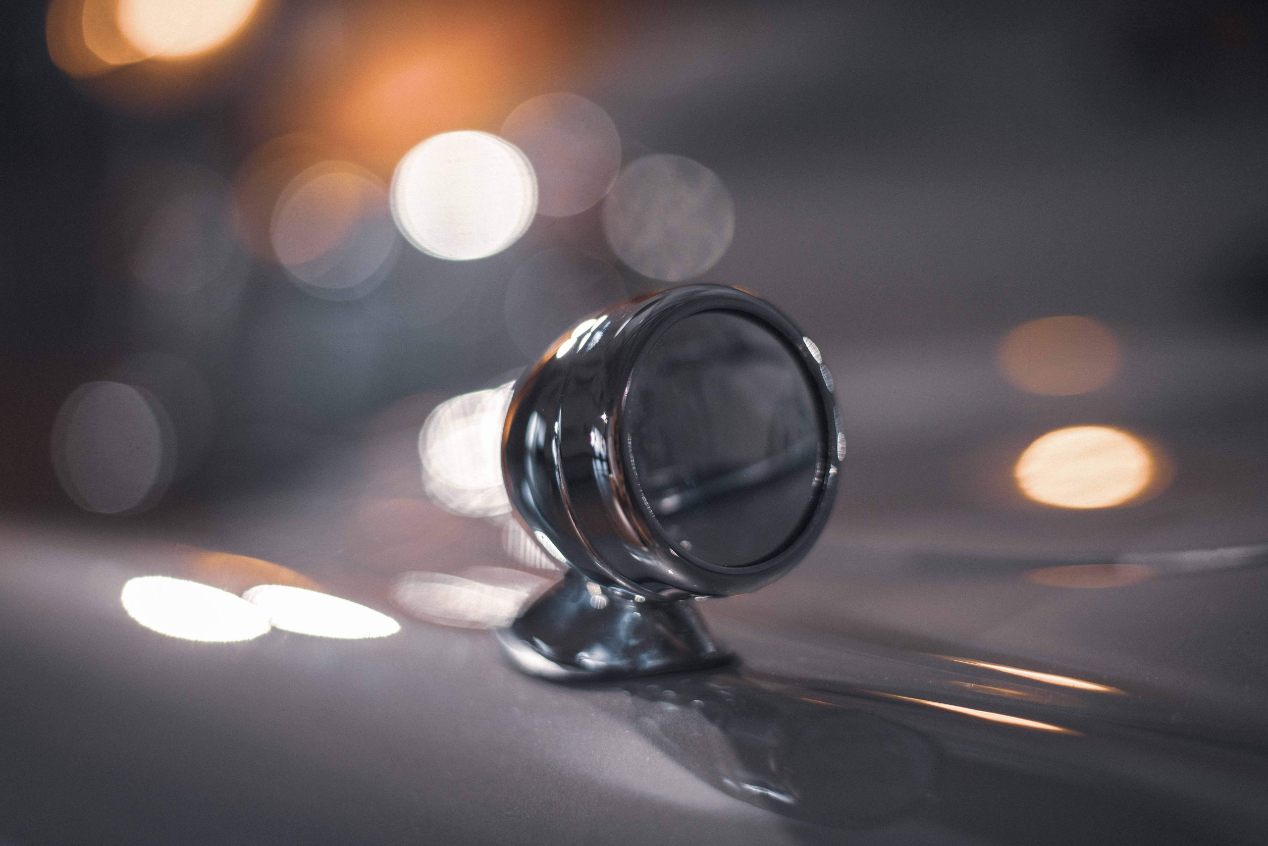 Aston Martin DB5 Junior Hero mirror detail