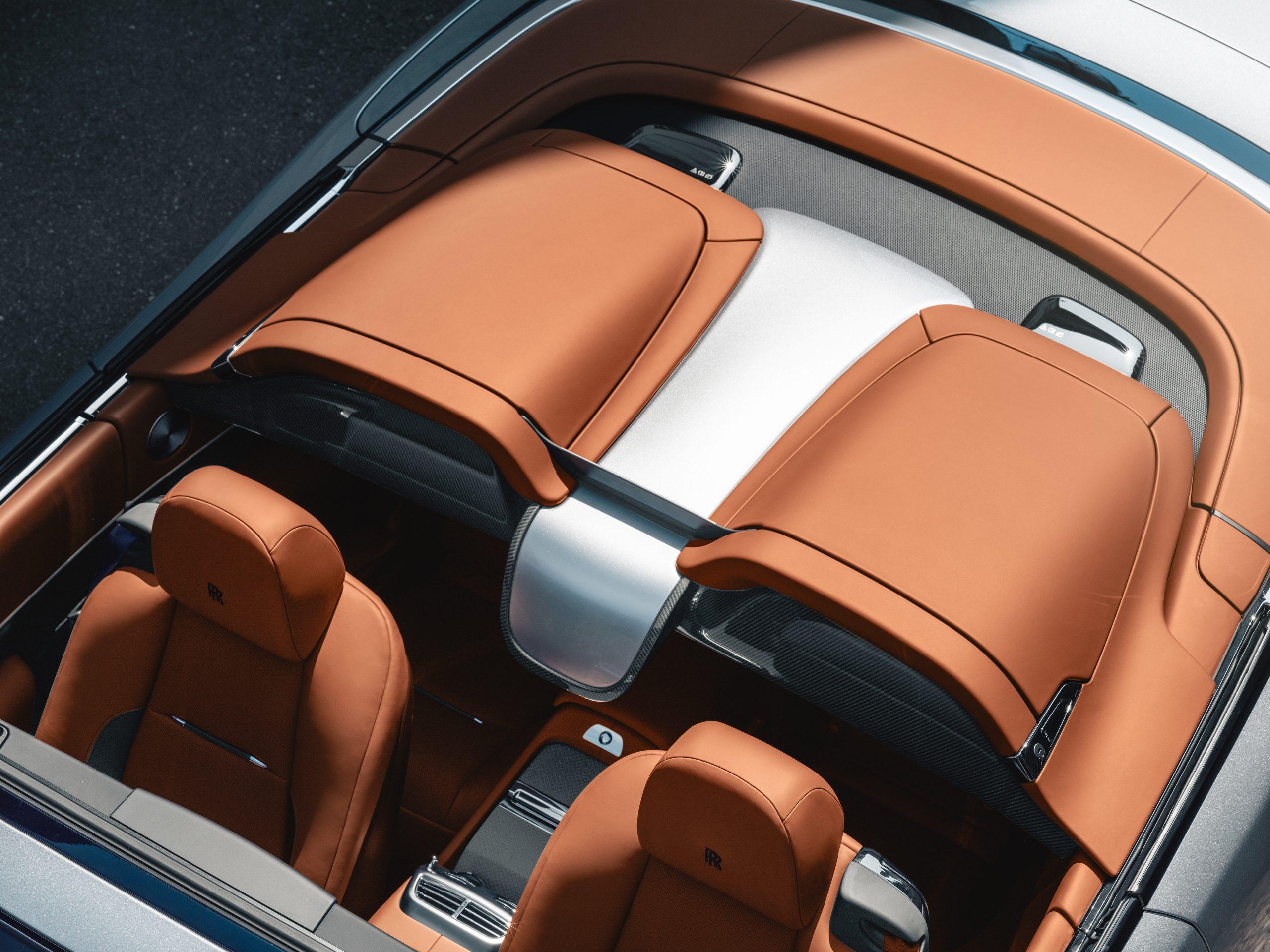 Rolls-Royce Dawn Silver Bullet Aero Cowling