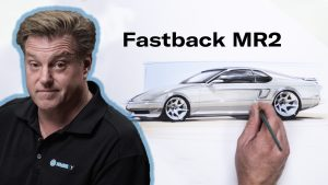Creating a fastback Toyota MR2 | Chip Foose Draws a Car – Ep. 12