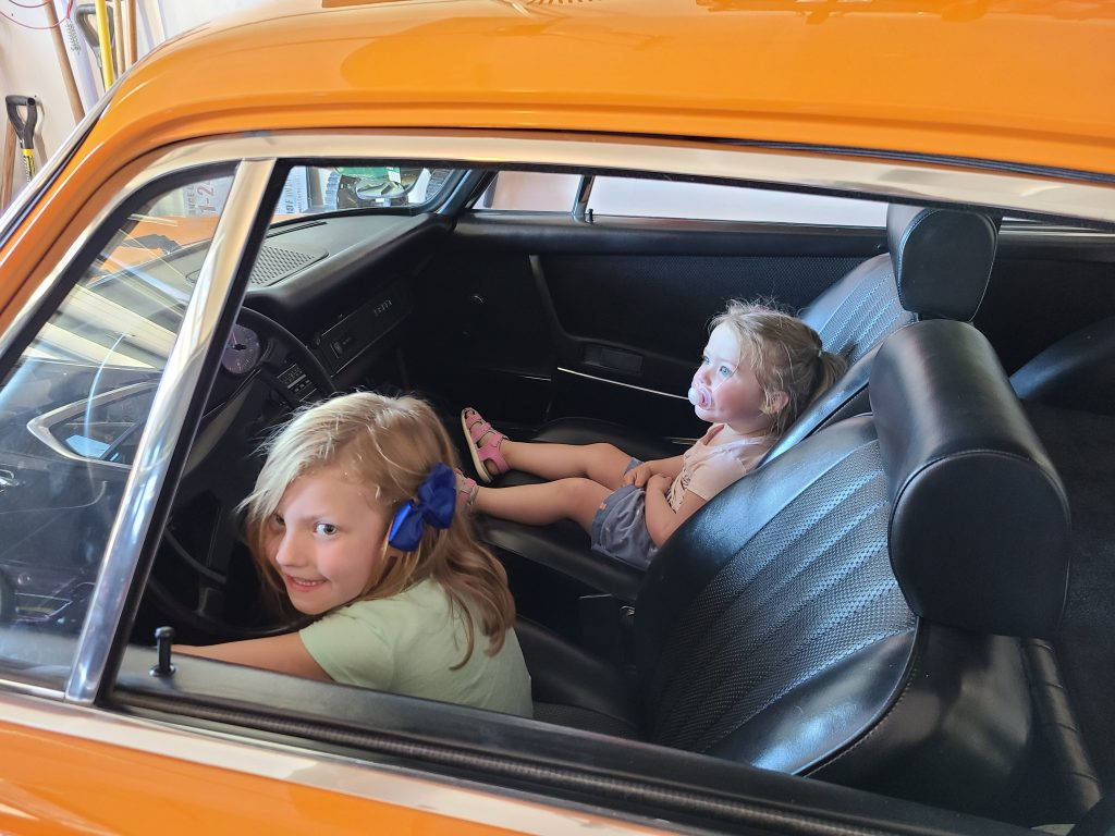1971 Porsche 911 T future drivers