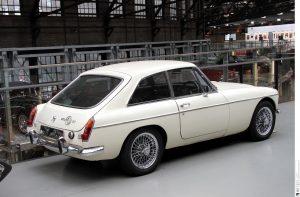 HPG 1967 MG MGC 2