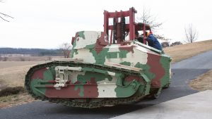 HVA - BR Howard - WWI tank