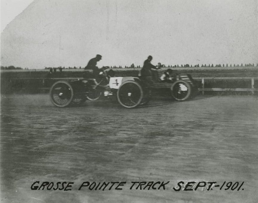Henry Racing 1901 Ford Sweepstakes Race Car Grosse Pointe Michigan