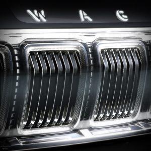2022 Jeep Wagoneer Teaser