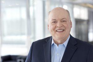 Jim Hackett former ceo ford motor company