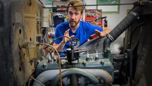Setting the timing on a Model A   Kyle's Garage – Ep. 6