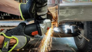 Chevrolet squarebody front end makeover   Kyle's Garage – Ep. 7