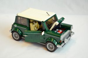 LEGO Mini Cooper Car Creator Line
