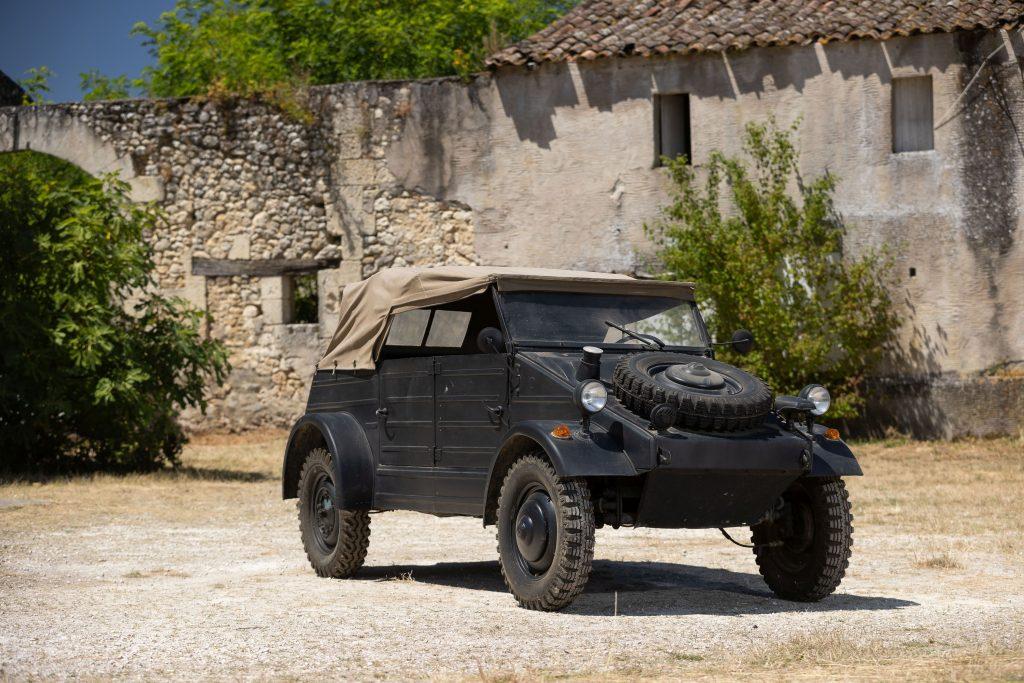 Lurton VW Kubelwagen front three-quarter